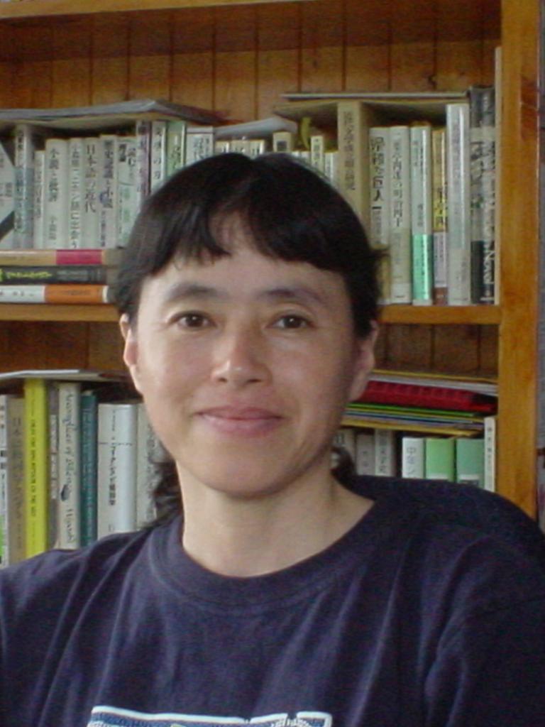 Dr Hiroko Cockerill